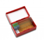 Storage Boxes for Microscope Slides (12, 50, and 100 slide capacity)
