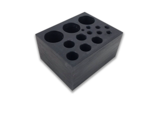 Block Module (Multi-Tube Block - 6x6mm, 5x13mm, 3x25mm)