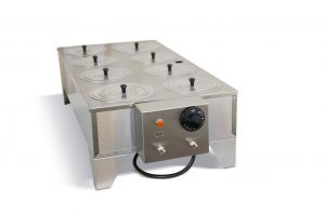 Boekel Scientific Concentric Ring Water Baths, 1494, Eight Place Water Baths (115V/230V)