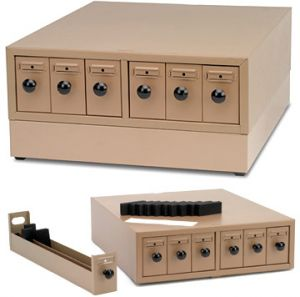 Modular Slide Storage Cabinet (drawers, dividers, and foam blocks - does not include base)