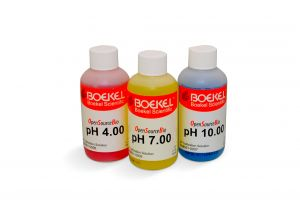 pH Calibration Reagents x 3 (4, 7, 10)